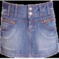 LadyDelish - Teksas Suknja - Skirts -
