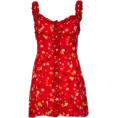 Puffball188 - The Julia - Rouge Fleur - Dresses -