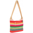 The SAK - The SAK Casual Classics Malboro Shoulder Bag Beach Stripe - Bag - $49.00