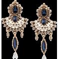 sandra  - The songbird collection earrings - Earrings -