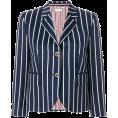 lence59 - Thom Browne striped blazer - ジャケット -