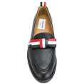 lence59 - Thom Browne striped bow loafers - Moccasins -