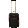 """Tommy Hilfiger - Tommy Hilfiger 18"""" Executive Carry-On Lugggage Black - Travel bags - $71.99"""