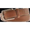 Tommy Hilfiger - Tommy Hilfiger Men's 08-4695 Creased Stitched Belts Brown - Belt - $29.95