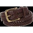 Tommy Hilfiger - Tommy Hilfiger Mens Braided Belt Tan - Belt - $22.40