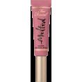 cilita  - Too Faced lipstick - Cosméticos -