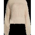 Aurora  - Topshop Off Shoulder Sweater - Пуловер -