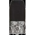 sandra  - Topshop lace skirt - Skirts -