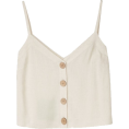 lence59 - Top with buttons - Tanks - £17.99
