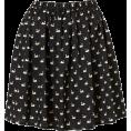sandra  - Toshop swan skirt - Skirts -