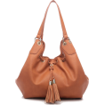 Aitbags - Triple Compartment Large Shoulder Bag - Hand bag - $16.00