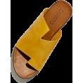 cilita  -  Tulla Slide Sandal  - Flats -