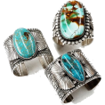 lence59 - Turquoise Ring - Aneis -