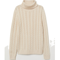 Aurora  - Turtle Neck Jumper - Pullovers -