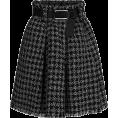 Mees Malanaphy - Tweed skirt - Skirts -