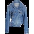 sandra  - Twisted Denim Jacket MONSE - Jeans -