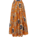 Georgine Dagher - Ulla Johnson Chantal Printed Maxi Skirt - Skirts -