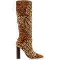 Georgine Dagher - Ulla Johnson Jerri Leopard Boots - Boots -