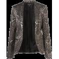 sandra  - Uopshop Paisley jacket - Jakne i kaputi -