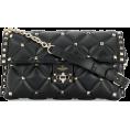 neverorever  - VALENTINO Candystud Shoulder Bag - Hand bag -