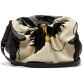 beautifulplace - VALENTINO  Bloomy appliquéd leather shou - Hand bag -