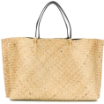 beautifulplace - VALENTINO woven tote bag - Torbice -