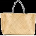 beautifulplace - VALENTINO woven tote bag - Hand bag -