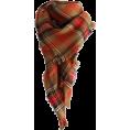 HalfMoonRun - VIVIENNE WESTWOOD scarf - Scarf -