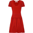 sandra  - Valentino red dress - Платья -