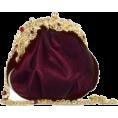 VANJA  - Baršun - Hand bag -