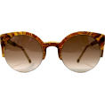 Vesna Galić - Lucia summer safari sunglasses - Sunglasses -