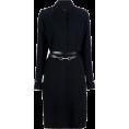 Bev Martin - Victoria Beckham Belted Coat - Jacket - coats -
