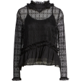 beautifulplace - Victorian Lace Top KENDALL + KYLIE - Long sleeves shirts -