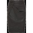 sandra  - Vivienne Westwood Anglomania skirt - Skirts -