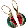 lence59 - Watermelon Earrings - Ohrringe -