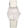 Rocksi - White Leather Strap C33 Watch - Watches - $500.00