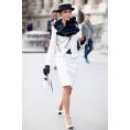 REBECCA REBECCADAVISBLOGGER - White style outfit - Suits -
