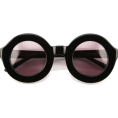 Jungwon Paik - Wildfox Twiggy Sunglasses - Sunglasses -