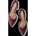 Marion Miller - Wine Flats - 平鞋 -