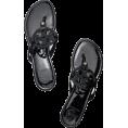vespagirl - Womens – Tory Burch Miller Sandal, Paten - Sandals - $72.70