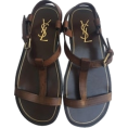 HalfMoonRun - YVES SAINT-LAURENT sandals - Sandals -