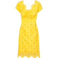 Viktoria Jurica - Yellow dress - Vestidos -