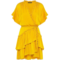 asia12 - Yellow dress - Dresses -