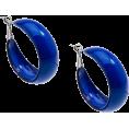 Mary Cheffer - ZENZII TRENDY HOOP EARRINGS-COL - Earrings - $18.00