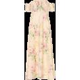 Qiou - ZIMMERMANN Iris floral linen and cotton  - Dresses -