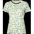 JecaKNS - ZIMMERMANN floral print T-shirt - Camisola - curta -