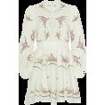 HalfMoonRun - ZIMMERMANN mini dress - Dresses -