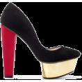 Lady Di ♕  - Zara - Platforms -
