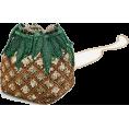 sandra  - Zara pineapple bag - Travel bags -