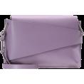LedaTrend - Zign lilac crossbody bag - Torbe z zaponko - 49.99€